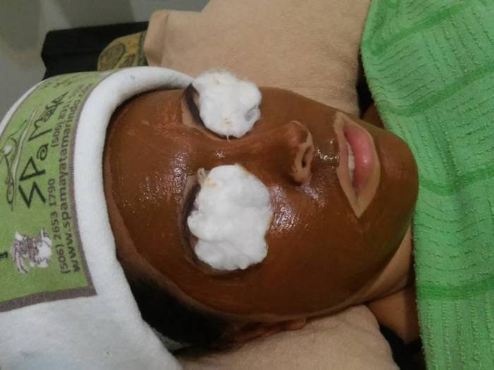 Facials at Spa Maya